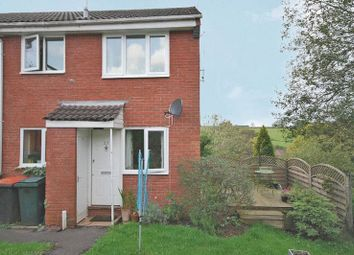 Thumbnail 1 bed terraced house for sale in Modern House, Parkwood Drive, Rhiwderin