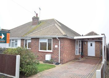 Thumbnail 2 bed semi-detached bungalow for sale in Brentwood Road, Holland-On-Sea, Clacton-On-Sea