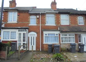 Thumbnail 2 bedroom terraced house for sale in Formans Road, Sparkhill