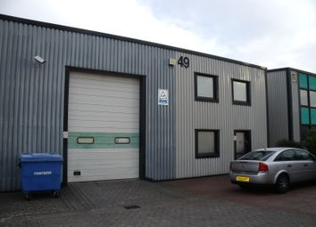 Thumbnail Light industrial to let in Unit 49 Britannia Way, Britannia Enterprise Park, Lichfield