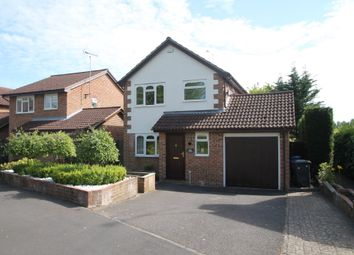Thumbnail 3 bed detached house to rent in Medlar Drive, Blackwater, Surrey