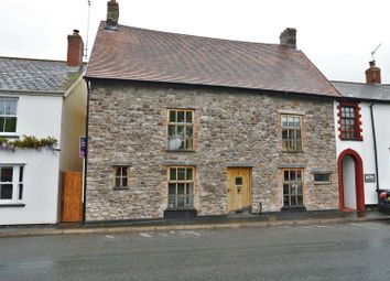 Thumbnail 4 bed semi-detached house for sale in Mill Street, Newport