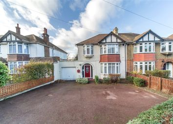 Thumbnail 3 bed semi-detached house for sale in Maidstone Road, Chatham, Kent