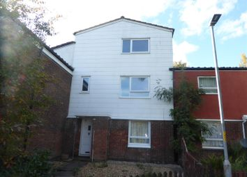 Thumbnail 4 bed terraced house for sale in Purbeck Dale, Dawley, Telford