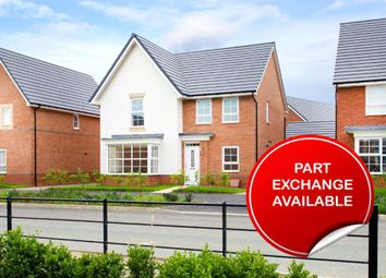 "Thumbnail 4 bedroom detached house for sale in ""Cambridge"" at Green Lane, Yarm"