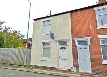 Thumbnail 2 bedroom terraced house to rent in High Street, Silverdale, Newcastle