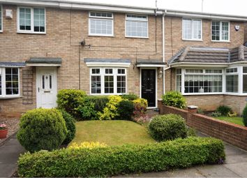 Thumbnail 3 bed terraced house for sale in Dorchester Court, Whitley Bay