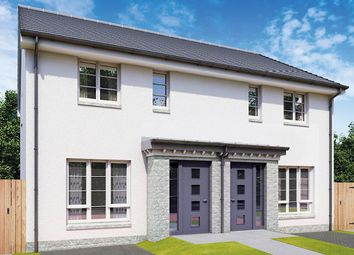 "Thumbnail 3 bed semi-detached house for sale in ""The Esk"" at Dale Avenue, Cambuslang, Glasgow"