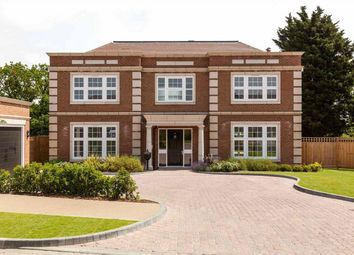 Thumbnail 5 bed detached house for sale in Halstead Grange, Halstead Hill, Goffs Oak