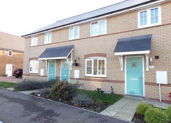 Thumbnail 3 bedroom terraced house for sale in Maritime Way, Brooklands, Milton Keynes