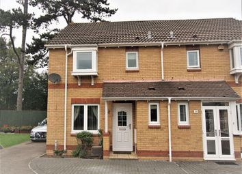 Thumbnail 3 bed semi-detached house for sale in Allen Close, Old St.Mellons