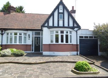 Thumbnail 2 bed bungalow for sale in Crossway, Bush Hill Park