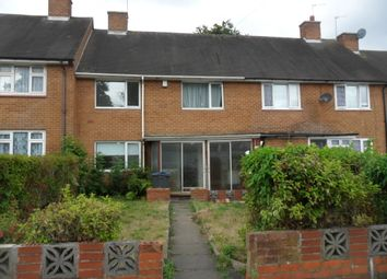Thumbnail 4 bed terraced house to rent in Bridgelands Way, Perry Barr, Birmingham