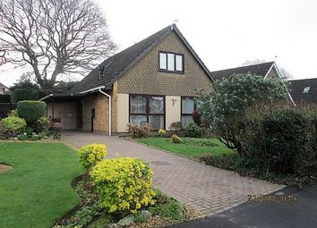 Thumbnail 4 bed detached bungalow for sale in Holland Close, Rogerstone
