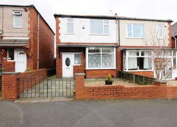 Thumbnail 3 bedroom semi-detached house for sale in Inverlael Avenue, Bolton