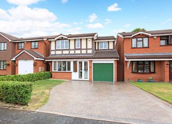 Thumbnail 4 bedroom detached house for sale in Cooke Drive, Telford