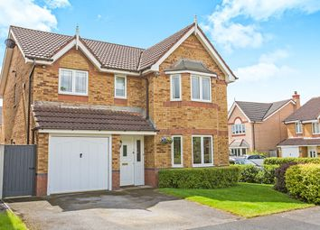 Thumbnail 4 bed detached house for sale in Buckingham Close, Congleton