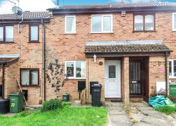Thumbnail 2 bed terraced house to rent in Roman Hill, Wigston, Leicestershire