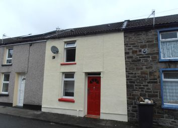 Thumbnail 2 bed terraced house to rent in Jenkin Street, Aberdare