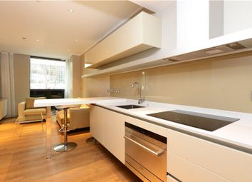 Thumbnail 1 bed flat to rent in Three Quays Apartments, 40 Lower Thames Street, Tower Hamlets, London