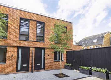 Thumbnail 3 bed property to rent in Old Bakery Mews, Hampton Wick, Kingston Upon Thames