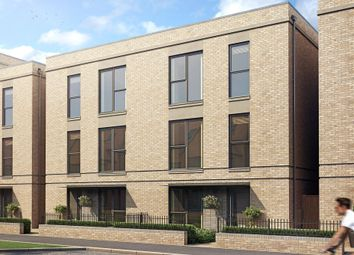 "Thumbnail 4 bed semi-detached house for sale in ""Casa"" at Hauxton Road, Trumpington, Cambridge"