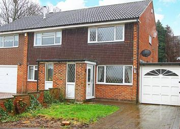 Thumbnail 2 bed semi-detached house for sale in Chestnut Avenue, Killamarsh, Sheffield, Derbyshire