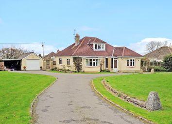 Thumbnail 4 bed detached bungalow for sale in Longsplatt, Kingsdown, Corsham
