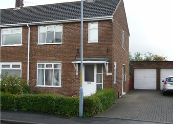 Thumbnail 2 bed semi-detached house to rent in Wear Crescent, Eaglescliffe, Stockton On Tees, Cleveland