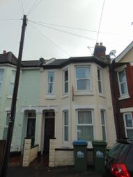 Thumbnail 5 bed terraced house to rent in Thackeray Road, Southampton