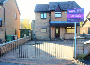 Thumbnail 5 bed detached house for sale in Ferndale Place, Glasgow