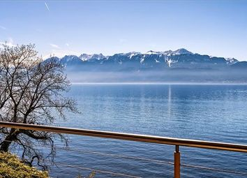 Thumbnail 4 bed apartment for sale in Pully, Switzerland