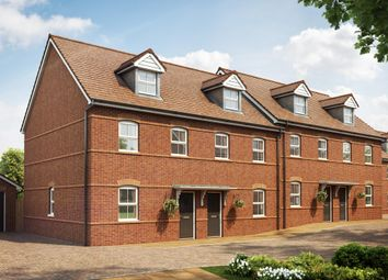 "Thumbnail 3 bed terraced house for sale in ""Nugent"" at The Causeway, Petersfield"