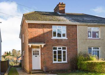 Thumbnail 3 bed semi-detached house for sale in Mount Pleasant, Aspley Guise, Milton Keynes, Bedfordshire