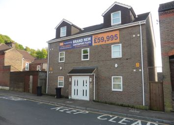 Thumbnail 1 bedroom flat to rent in 3-5 Oxen Street, Luton
