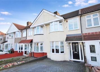 Thumbnail 3 bed terraced house for sale in Buckingham Avenue, South Welling, Kent