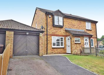Thumbnail 3 bed semi-detached house to rent in Murrain Drive, Downswood, Maidstone