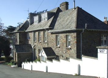 Thumbnail 1 bed flat to rent in Higher Park Road, Braunton