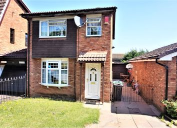 3 bed detached house for sale in St. Christopher Close, West Bromwich B70