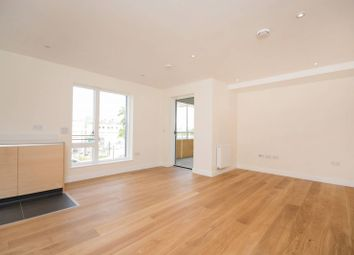 Thumbnail 3 bed flat to rent in Peartree Way, Greenwich