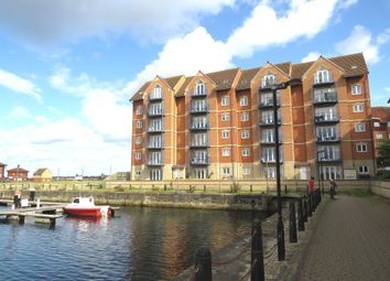 Thumbnail 3 bed penthouse for sale in Mayflower House, Quayside, Hartlepool