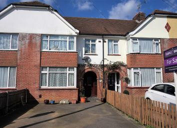 Thumbnail 3 bed terraced house for sale in Woodville Road, Maidstone