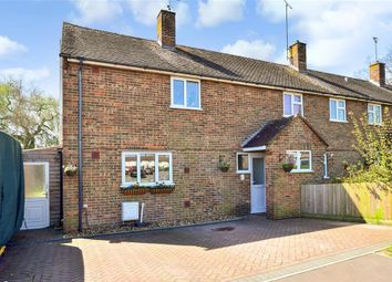 Thumbnail 2 bed end terrace house for sale in Woodland Avenue, Burgess Hill, West Sussex