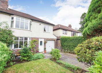 Thumbnail 4 bed semi-detached house for sale in Thelwall New Road, Thelwall