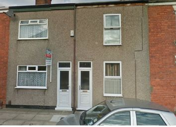Thumbnail 2 bed terraced house to rent in Veal Street, Grimsby