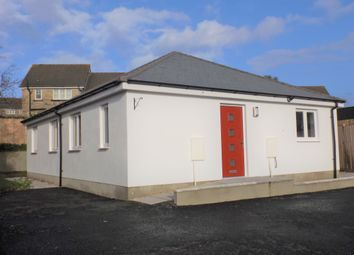 Thumbnail 3 bed detached bungalow for sale in Trenowah Road, St. Austell