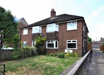 Thumbnail 2 bed maisonette to rent in Whitby Road, Ruislip Manor, Ruislip