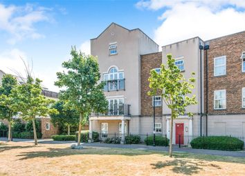 Thumbnail 3 bed flat for sale in Liverymen Walk, Greenhithe, Kent