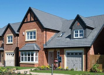 Thumbnail 4 bed detached house for sale in Goosepool Way, Middleton St. George, Darlington