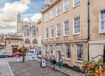 Thumbnail 2 bed flat for sale in Abbey Street, Bath
